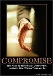 """Microsoft's Interpretation Of """"No Compromise"""" Is The Definition Of """"Compromise"""" 