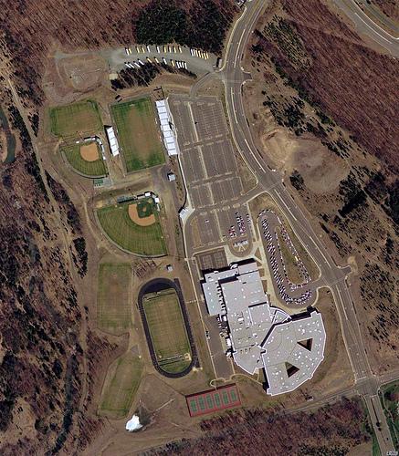 A Photo Essay on School Sprawl | GIS in Education | Scoop.it