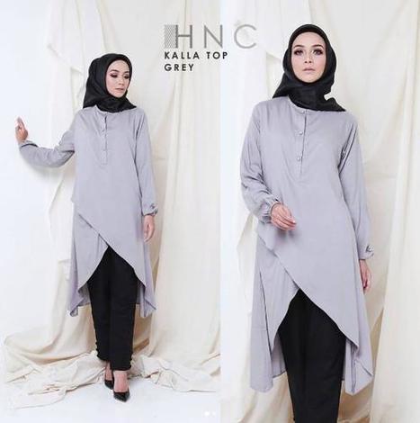 41 Model Busana Muslim Wanita Terbaru 2018 D
