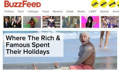 Buzzfeed sued by photographer for $3.6m over 'copyright breach'   Ethical Issues In Technology   Scoop.it