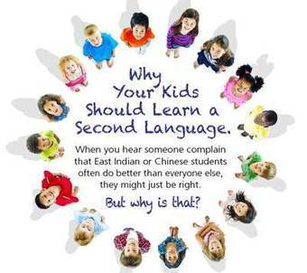 Why Your Kids Should Learn A Second Language - Early Childhood Education Zone | Accoglienza turistica | Scoop.it
