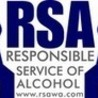 RSA Responsible Service of Alcohol