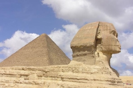 Pyramids of Giza, Pyramids facts | Egypt Tour Package That Fits All Budgets | Scoop.it
