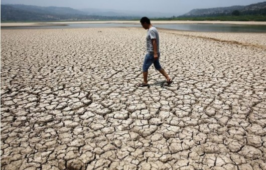 Climate change is the region's ultimate enemy