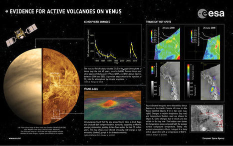 Hot lava flows discovered on Venus   Science&Nature   Scoop.it