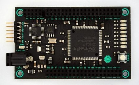 The Mojo – $65 FPGA Development Board Powered By Xilinx Spartan 6 | Raspberry Pi | Scoop.it