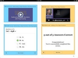 Math Tutor at Home – Math on Video iGameMom iGameMom | Educational Apps and Beyond | Scoop.it