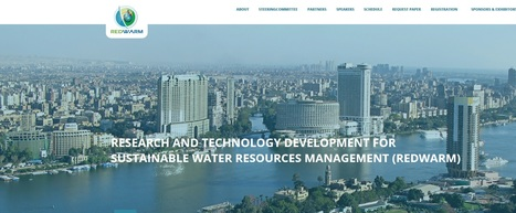 "Call for papers | International conference ""Research and Technology Development for Sustainable Water Resources Management"" 4-6 December Cairo-Egypt 