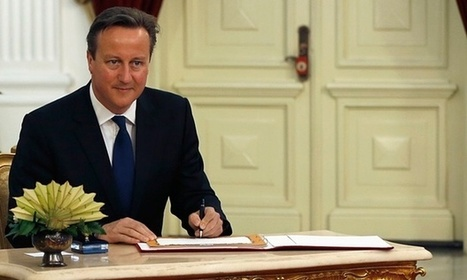 David Cameron rules out second Scottish independence referendum | My Scotland | Scoop.it