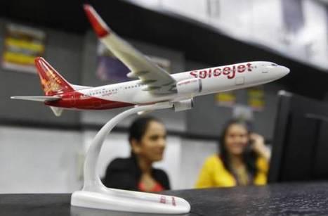 Commande ferme de l'indien SpiceJet à Boeing portant sur 155 B737 | AFFRETEMENT AERIEN KEVELAIR | Scoop.it