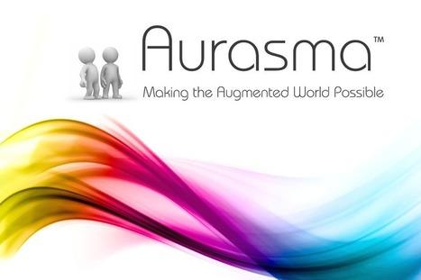 Aurasma y la realidad aumentada llegan a tu smartphone | Blog de Digiworks | Realidad aumentada para Android y iOS | Scoop.it