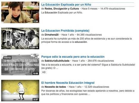 La Educación en vídeos ~ Investigando las TIC en el aula. | Educación a Distancia y TIC | Scoop.it