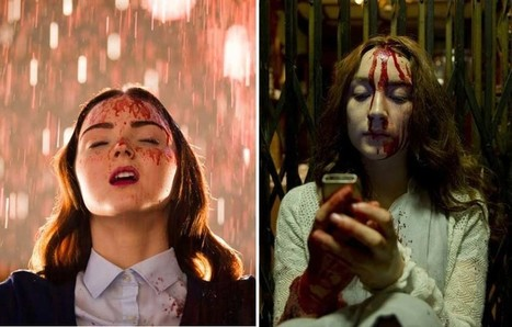 How to spot a female vampire - Telegraph | Showbiz | Scoop.it