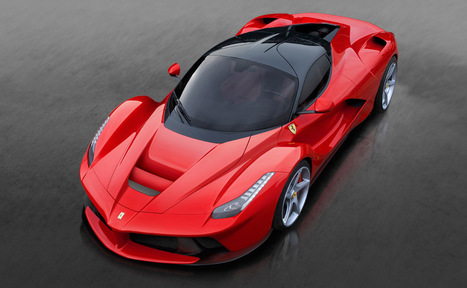 FERRARI LAFERRARI ~ Grease n Gasoline | My Yonk | Scoop.it