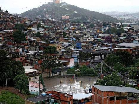 Could this favela be the blueprint for how our cities should look by 2050? | IB Geography Urban Studies PEMBROKE | Scoop.it