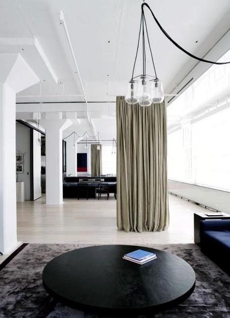 A Tribeca Loft by Way of New Zealand | Interior & Decor | Scoop.it