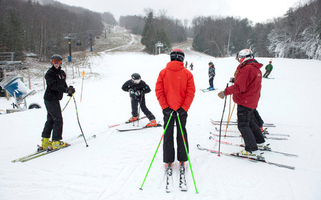 Climate Change Threatens Ski Industry's Livelihood   The Glory of the Garden   Scoop.it