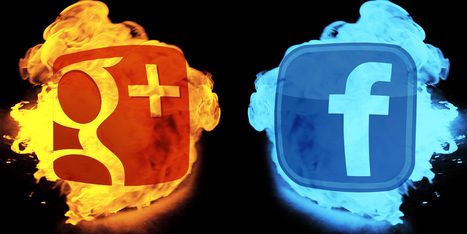 The Final Showdown: Google+ vs. Facebook, Which One Is REALLY The Best? | Techy Stuff | Scoop.it