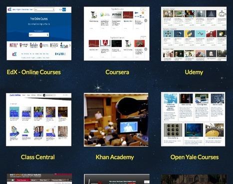 courses' in iGeneration - 21st Century Education (Pedagogy & Digital
