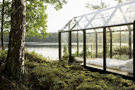 Modular Greenhouse/ Storage Shed Brings Nature a Step Closer | sustainable architecture | Scoop.it