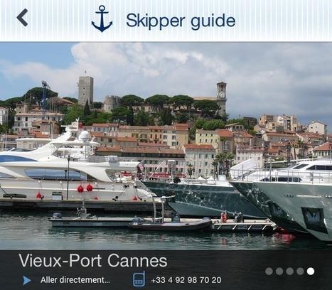 Nouvelle application mobile: Guide des Ports de la Côte d'Azur - Nautisme Info | e-biz | Scoop.it