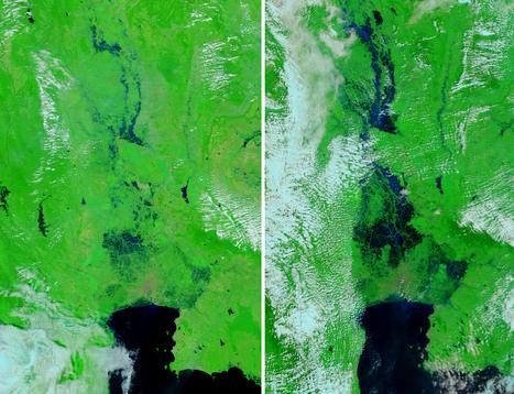 Thailand flood reaches Bangkok | Geog 200 | Scoop.it