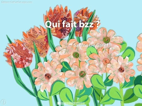 MELI-MELO de livres...: Appli coup de cœur # 10 : Qui fait Bzz ? +Surprises ! | Must Read articles: Apps and eBooks for kids | Scoop.it
