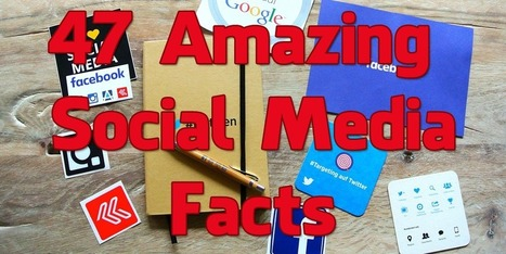 47 Amazing Facts About Social Media That Will Blow Your Mind - WordStream (blog) | Live and Learn Social Media | Scoop.it