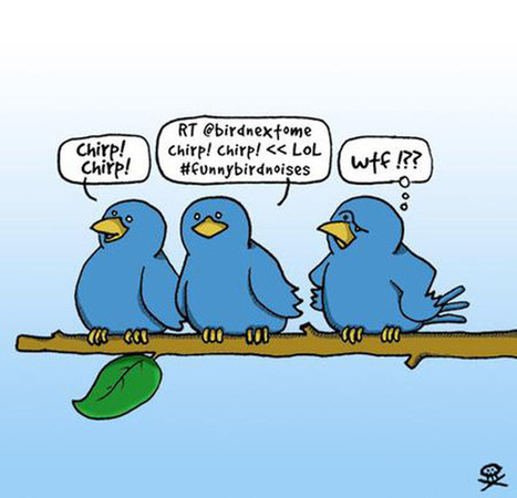 Top Twitter Abbreviations You Need to Know | Social Media Today | Building Social Media in Schools | Scoop.it