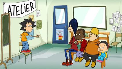 Vinz et Lou sur internet : tous les épisodes et les fiches pédagogiques | TICE, Web 2.0, logiciels libres | Scoop.it