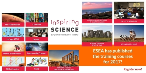 Welcome to Inspiring Science Education Academy | ICT in Education | Scoop.it