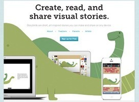 Teaching like it's 2999: Soaring with Storybird | Storybag | Scoop.it