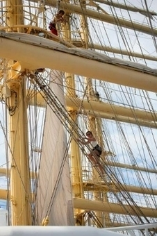 Why Take a Small Ship When You Can Take a Tall Ship? - PR Newswire (press release) | Cruises | Scoop.it