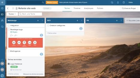 Taskworld : un outil complet de gestion de projet avec une messagerie intégrée | News Tech | Scoop.it