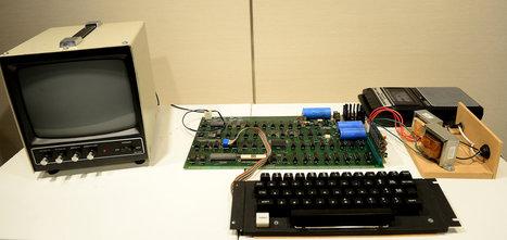 Vintage Apple-1 Sells for Record $671,400 | Apple Updates | Scoop.it