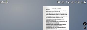 Utiliser Calaméo : tutoriel | TIC et TICE mais... en français | Scoop.it