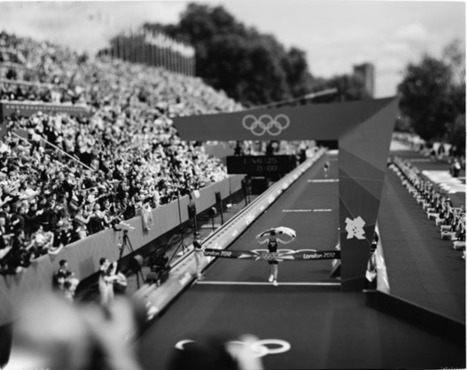 David Burnett's Speed Graphic Photos of the London 2012 Olympics | Visual Culture and Communication | Scoop.it