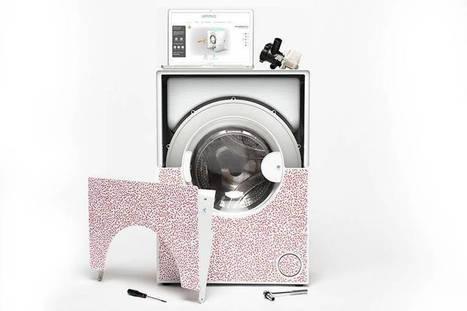 Un jeune français crée un lave-linge «increvable» anti-obsolescence | Economie sociale et solidaire, Alternatives | Scoop.it