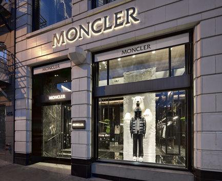 Moncler implante son concept à San Francisco | International Retailing & Global shopper | Scoop.it