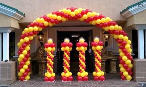 Birthday Balloon Decoration Services Delhi NCR