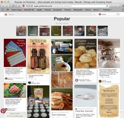 How to use Pinterest Group Boards to drive traffic and increase engagement | Pinterest for Business | Scoop.it