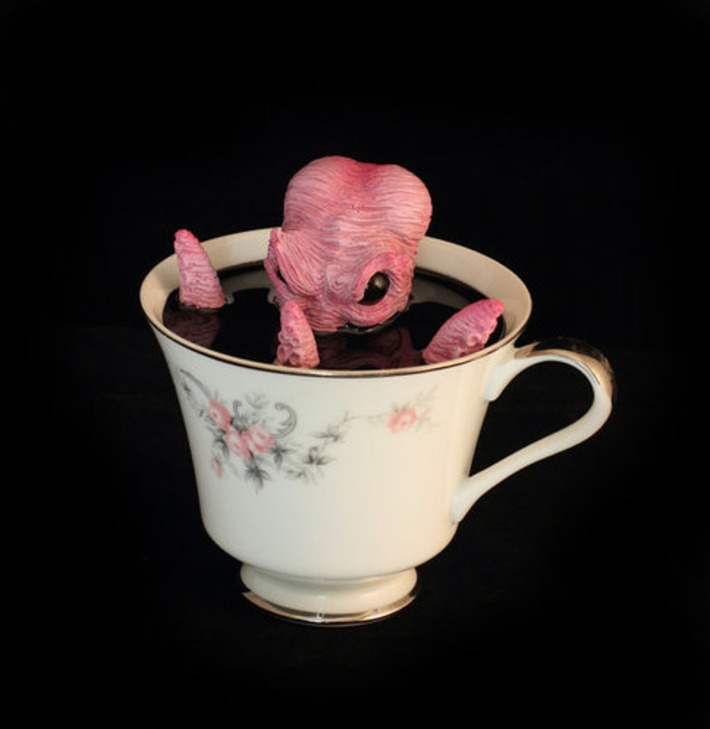 There's A Cthulhu In Your Teacup | For Art's Sake-1 | Scoop.it
