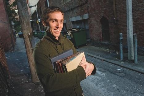 Books behind Bars: Profile of former prison librarian Avi Steinberg   Information Explorer   Scoop.it