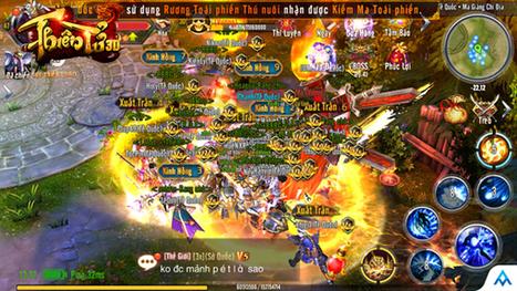 Bí kíp tăng lực chiến nhanh trong Game thiên Tử 3D