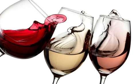 Quelle différence entre vin blanc, vin rosé et vin rouge ?   Verres de Contact   Scoop.it