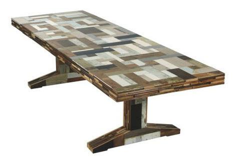 Piet Hein Eek transpose les chutes de bois en matière première pour la fabrication de mobilier (via core77) | corinne chatelain | Scoop.it