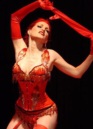 Burlesque: vizzi, pizzi e merletti. Apre il Festival del vintage - Libero News   Sapore Vintage   Scoop.it