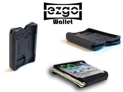 Ezgo Slim Wallet |Gadgetsin | All Technology Buzz | Scoop.it