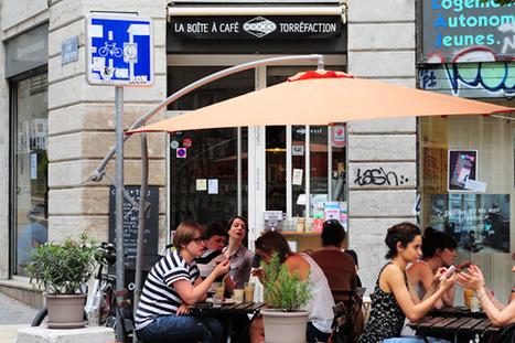 Bar la boite a cafe lyon 1er - restaurants/gastronomie - Tribune de Lyon | Hôtellerie -restauration | Scoop.it