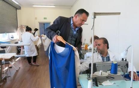 Pantin  : du RSA aux ateliers de la mode | Métiers, emplois et formations dans la filière cuir | Scoop.it